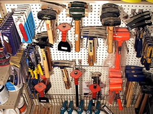 masonry tools and supplies